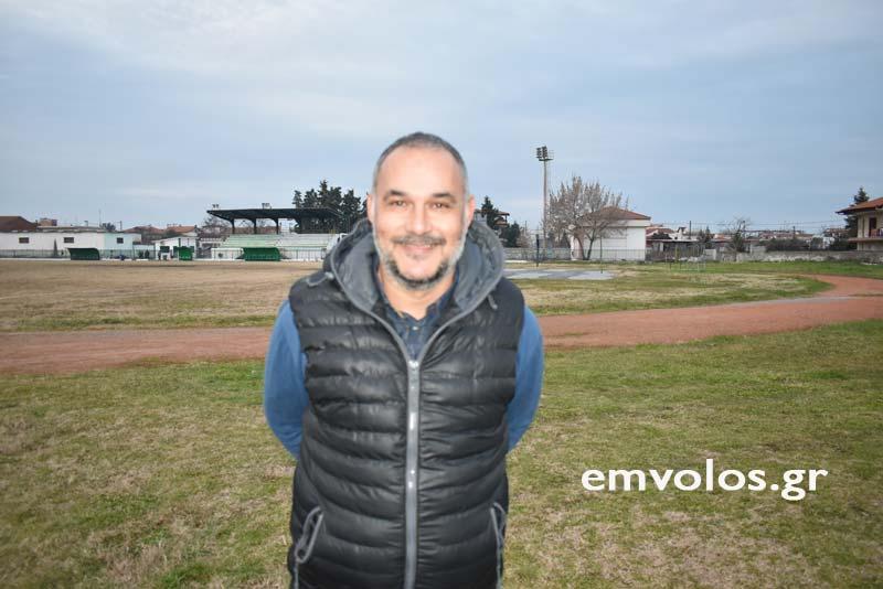 Ανέλαβε ομάδα στην Α' Ημαθίας ο Στέλιος Ζάρκος