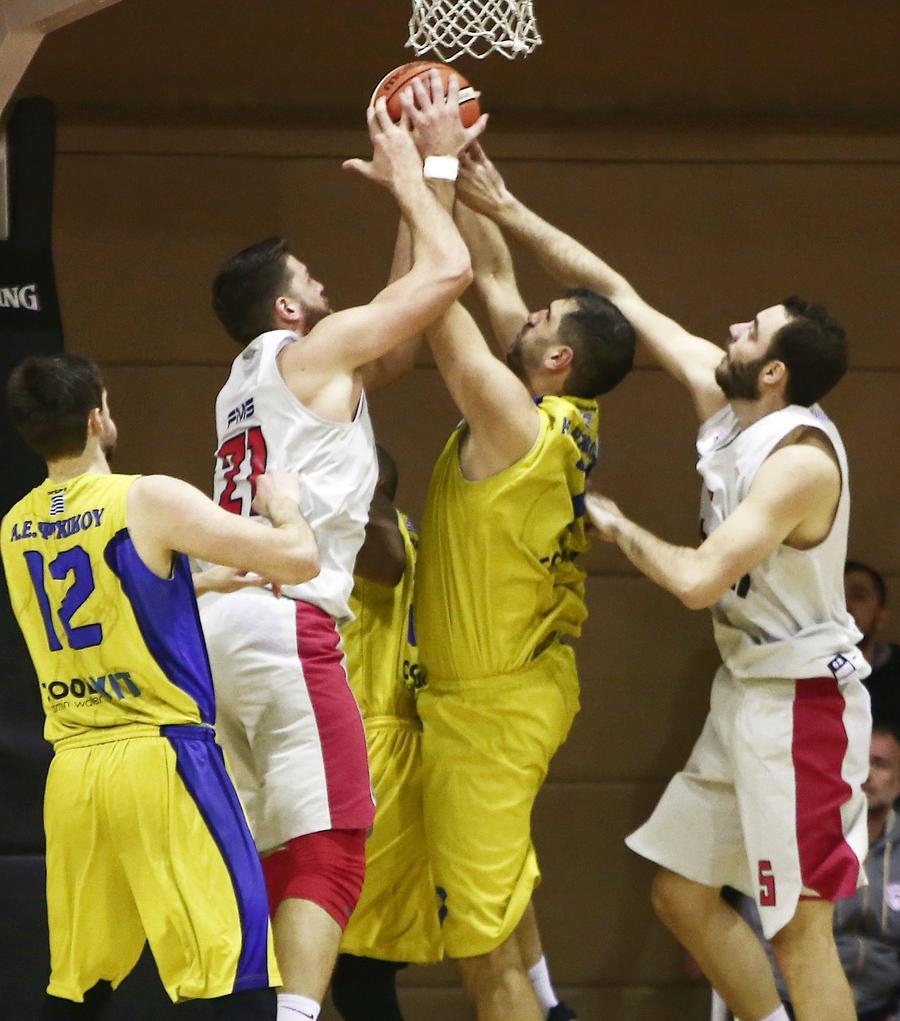 Α2 Μπάσκετ: Δύσκολα παιχνίδια για τους μεγάλους, αύριο ο Ολυμπιακός