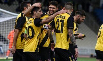 Ανάλυση: Πως η ΑΕΚ πήρε εύκολα με το 2-0 τον Αστέρα Τρίπολης (+video) 21