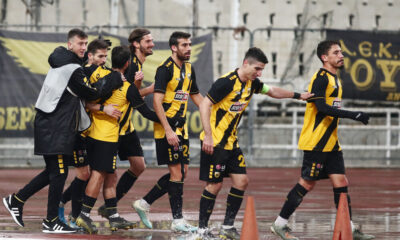 ΑΕΚ - Λάρισα 3-0: Τα γκολ και οι καλύτερες φάσεις (video) 22