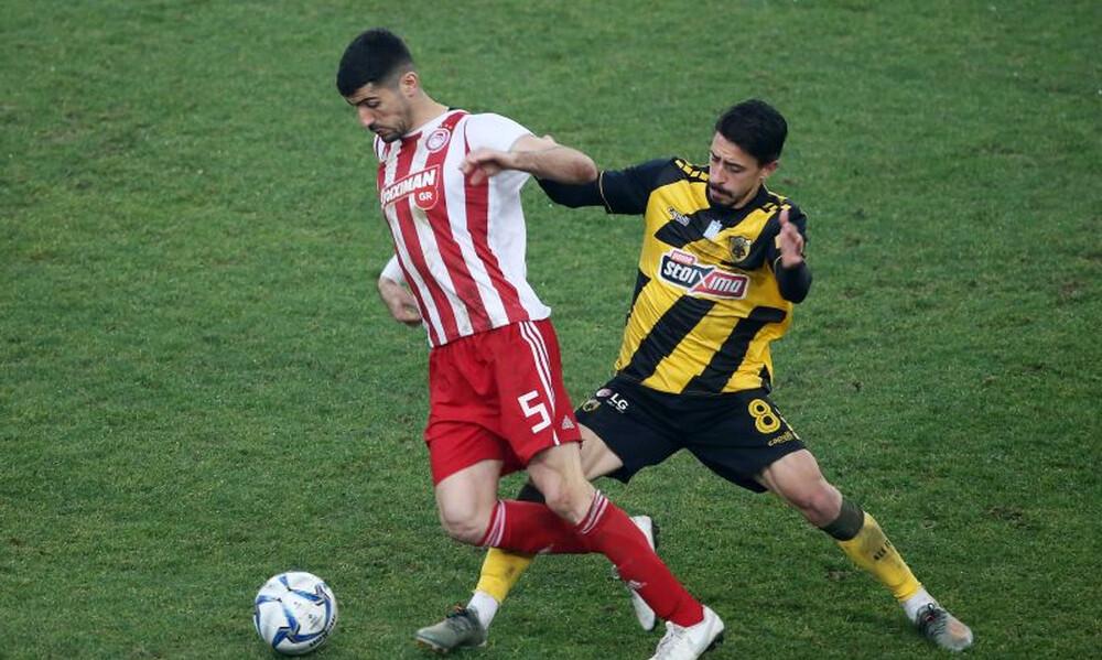 """ΑΕΚ – Ολυμπιακός 0-0: """"Χ""""αμένοι κι δυο…"""
