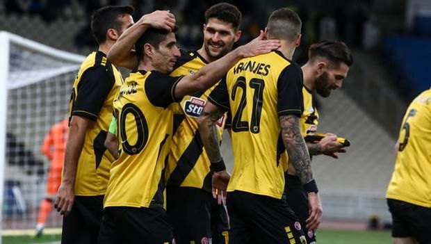 Ανάλυση: Πως η ΑΕΚ πήρε εύκολα με το 2-0 τον Αστέρα Τρίπολης (+video)