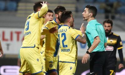 Αστέρας - ΑΕΚ 1-1: Ματς που τα είχε όλα εκτός από νικητή 9