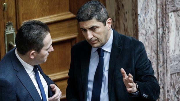 """Πέρασε η τροπολογία Αυγενάκη για νέες ποινές: """"Ναι"""" από Βουλή με 156 ψήφους"""
