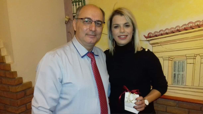 Τυχερή η Κωτσονούρη στην κοπή πίτας της ΕΠΣ Λακωνίας