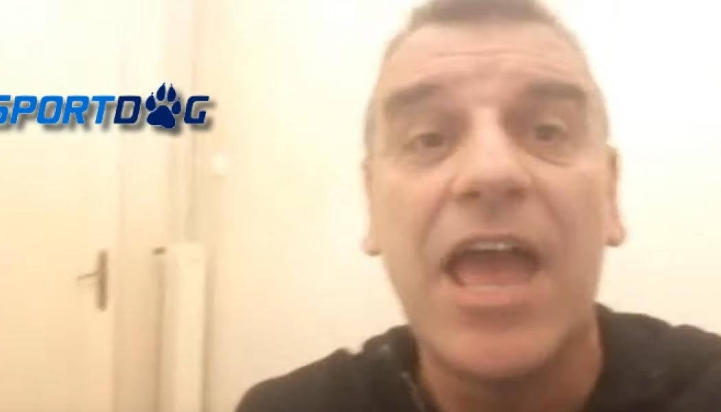 """Μυθικός Γεωργούντζος στο sportdog – Απίθανο κράξιμο για ντέρμπι: """"Βγήκαν τα ματάκια μας""""! (video)"""