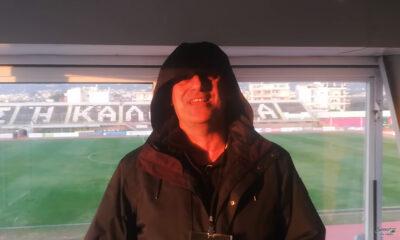 """Γεωργούντζος: """"Μαύρη Θύελλα και στο τοπικό..."""" (video) 14"""