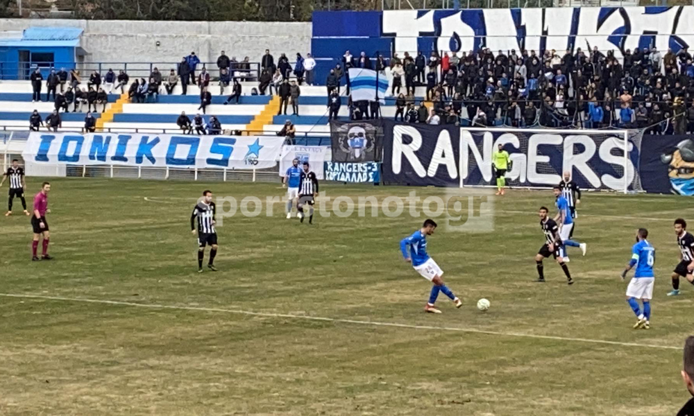 """Ιωνικός – Καλαμάτα 1-0: Την """"βύθισε"""" πιο βαθιά στον… πάτο! (+photos)"""