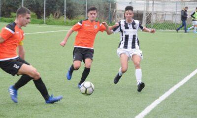 "Football League K17: Πάτησαν κορυφή στο ""νότο"", οι Νέοι της Καλαμάτας! 24"