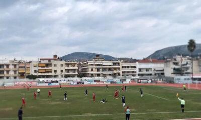 Ναύπλιο - Διαβολίτσι 1-0: Το γκολ και οι καλύτερες φάσεις (video) 8