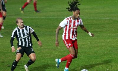 ΟΦΗ-Ολυμπιακός 0-1: Νίκη με Καμαρά, προβληματισμός για Σεμέδο 17