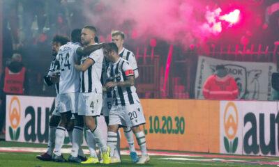 ΠΑΟΚ - ΑΕΚ 1-0: Το πέναλτι και το γκολ του ΠΑΟΚ (video) 17