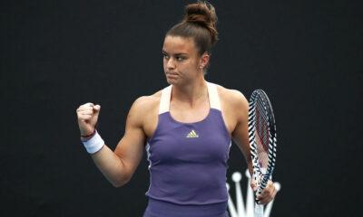 Μαρία Σάκκαρη: Τεράστια νίκη και πρόκριση στον 4ο γύρο! 5