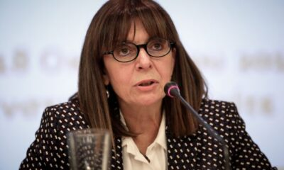 Η Αικατερίνη Σακελλαροπούλου νέα Πρόεδρος Δημοκρατίας με 261 ψήφους 5