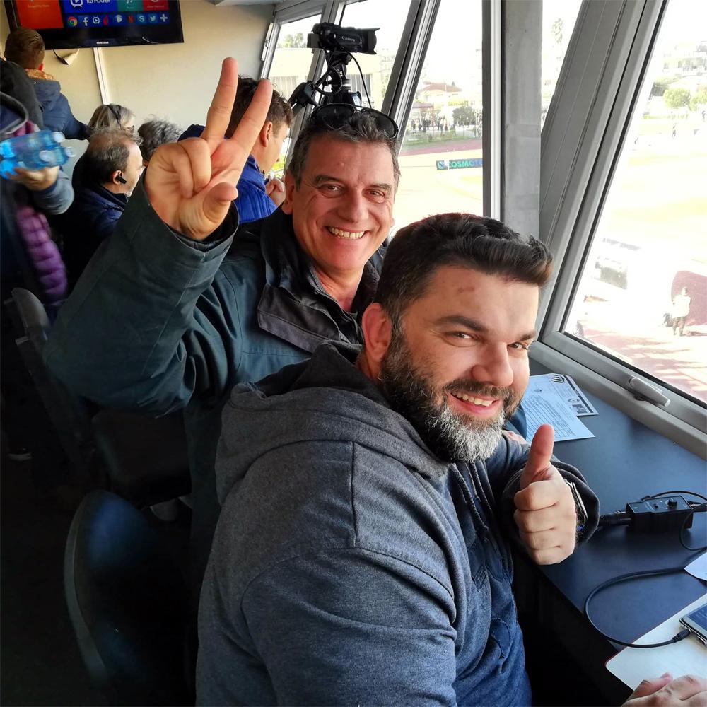 Καλαμάτα-Ολυμπιακός 0-2: Η παρακάμερα του sportstonoto (photos+videos)