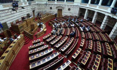 Στις 13:00 και ονομαστική η ψήφιση της τροπολογίας στη Βουλή 24