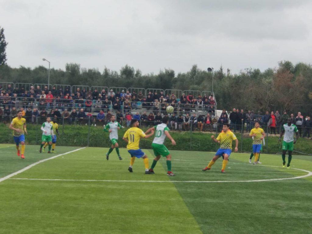 Ζάκυνθος – ΠΑΟ Βάρδας 2-0: Καθάρισε ο Κούνιας