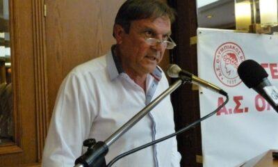 """Νίκος Τσεκούρας: """"Μας πολεμούν, παίζουν όλοι διπλό με Καλαμάτα, όμως θα διαψευστούν..."""" 6"""