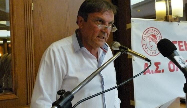 """Νίκος Τσεκούρας: """"Μας πολεμούν, παίζουν όλοι διπλό με Καλαμάτα, όμως θα διαψευστούν…"""""""
