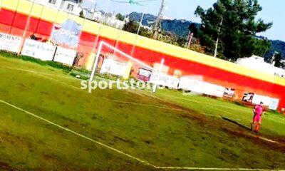 Φοβερό: Στο Ιάλυσος - Ολυμπιακός Βόλου... κόπηκαν τα δοκάρια στο 4-0!!! 6