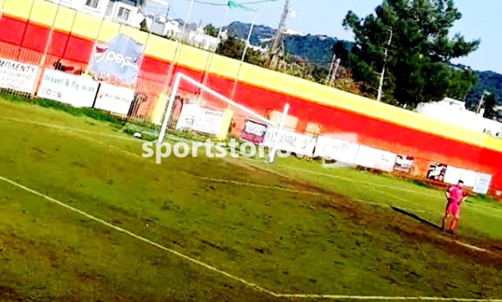 Φοβερό: Στο Ιάλυσος – Ολυμπιακός Βόλου… κόπηκαν τα δοκάρια στο 4-0!!!