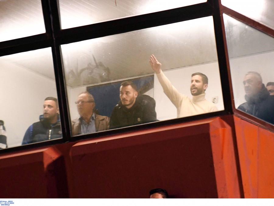"""Καλογερόπουλος: """"Καμία συμφωνία με Μπάρλο για την Παναχαϊκή…"""""""