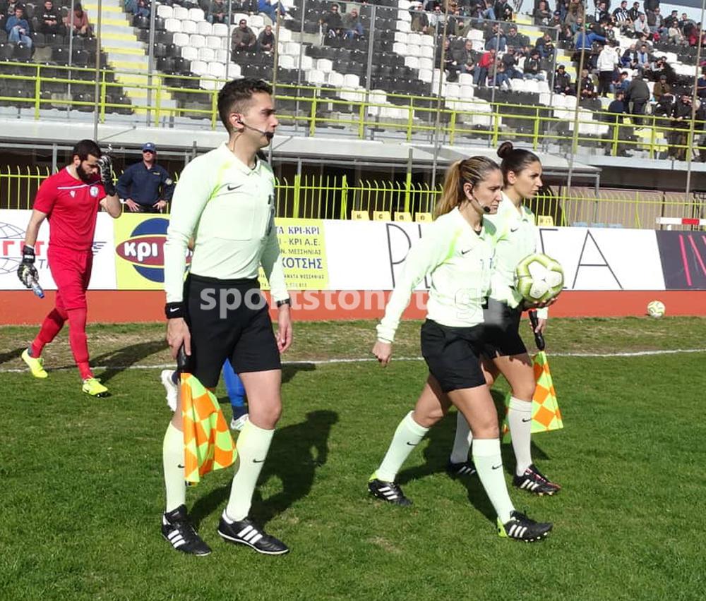 Καλαμάτα-Τρίγλια 1-0: Αγχωτική νίκη με Οσμάνατζιτς (photos)