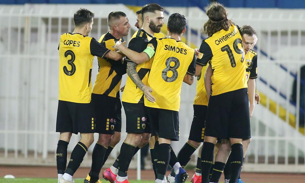 Ατρόμητος-ΑΕΚ 0-1: Το υπέγραψε ο Κρίστισιτς (+video)