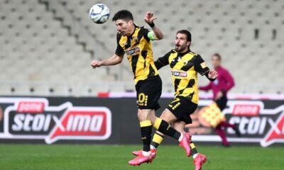 ΑΕΚ - ΟΦΗ 3-0, Super League