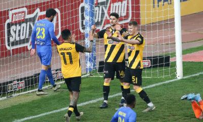 ΑΕΚ-Παναιτωλικός 4-0: Προκρίθηκε με... τεσσάρα (+video) 11