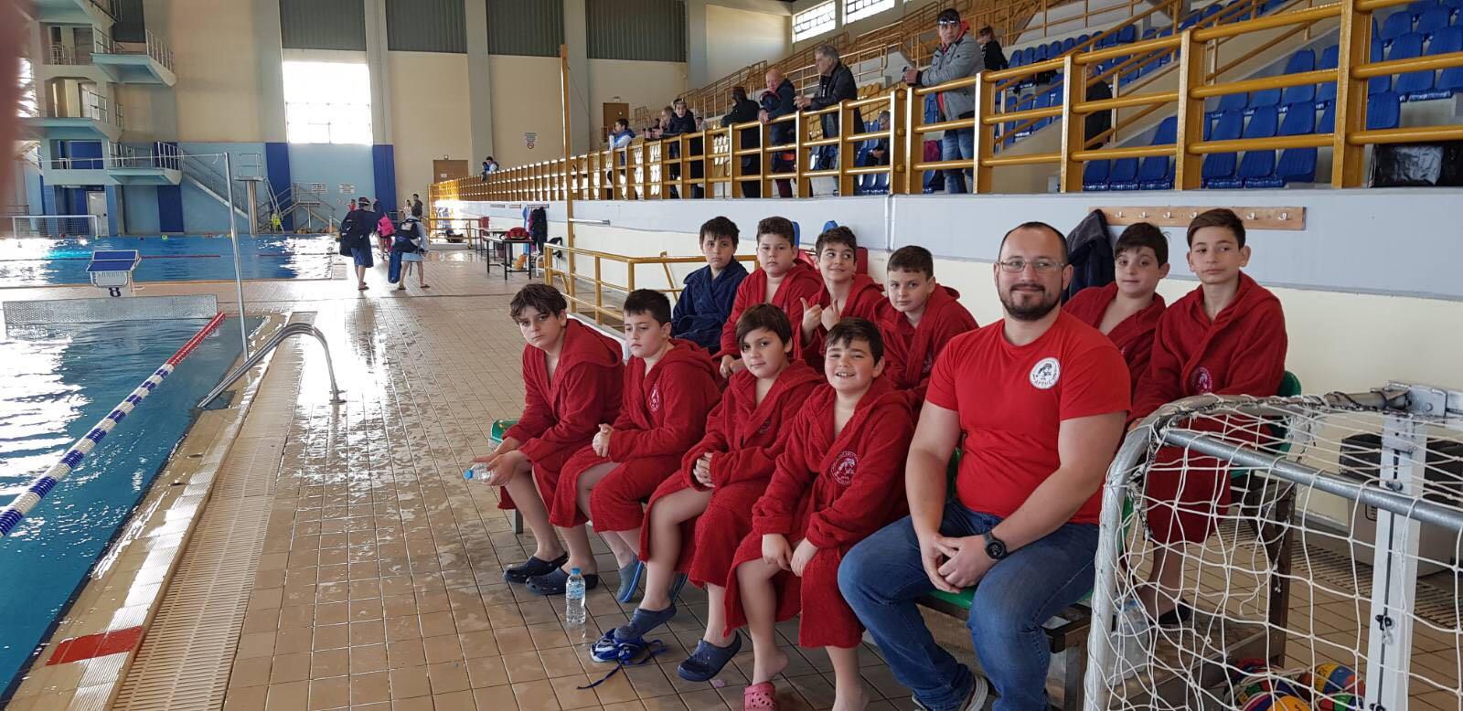 """1ο καλοκαιρινό event 2020 water polo """"ΑΡΓΗΣ ΚΑΛΑΜΑΤΑΣ"""""""