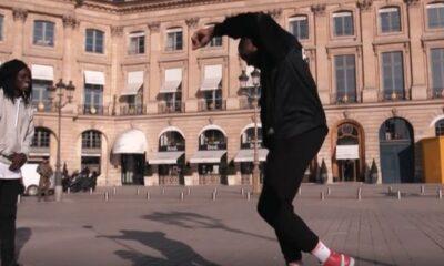 """Θανάσης Αντετοκούνμπο: Χόρεψε το """"ζεϊμπέκικο της Ευδοκίας"""" στο Παρίσι (+video) 23"""