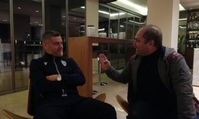 """Δερμιτζάκης: """"Επιτέλους πια πρεμιέρα και για την Football League..."""" 14"""