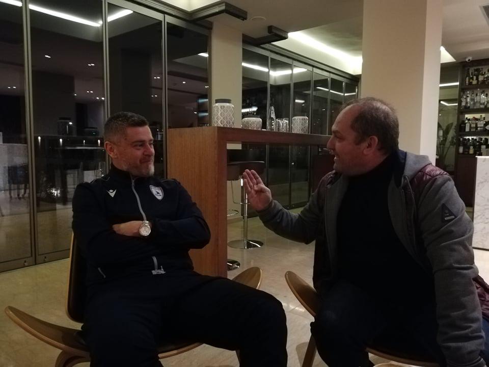 """Δερμιτζάκης: """"Επιτέλους πια πρεμιέρα και για την Football League…"""""""