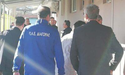 Διαγόρας: Διαψεύδει περί αποχώρησης ο Χρυσοχοΐδης... 10