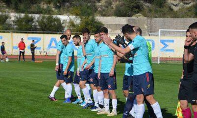 Ζάκυνθος - Σπάρτη 1-1 (video) 8