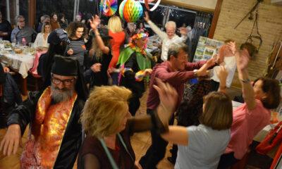 Οι πεζοπόροι του Ευκλή γλέντησαν, χόρεψαν και ξεφάντωσαν στην Αποκριάτικη γιορτή τους (photos) 6