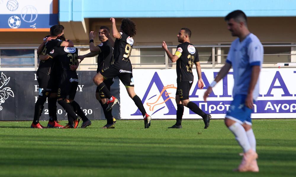 Super League 2: Νίκη με Έφορντ ο Εργοτέλης (+video)