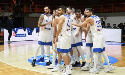 Ελλάδα-Βουλγαρία 73-63: Πρεμιέρα με το «δεξί» 6
