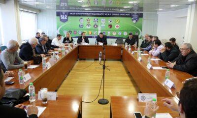 Football League: Την πλευρά της ΑΕΚ ψήφισε η Καλαμάτα 8