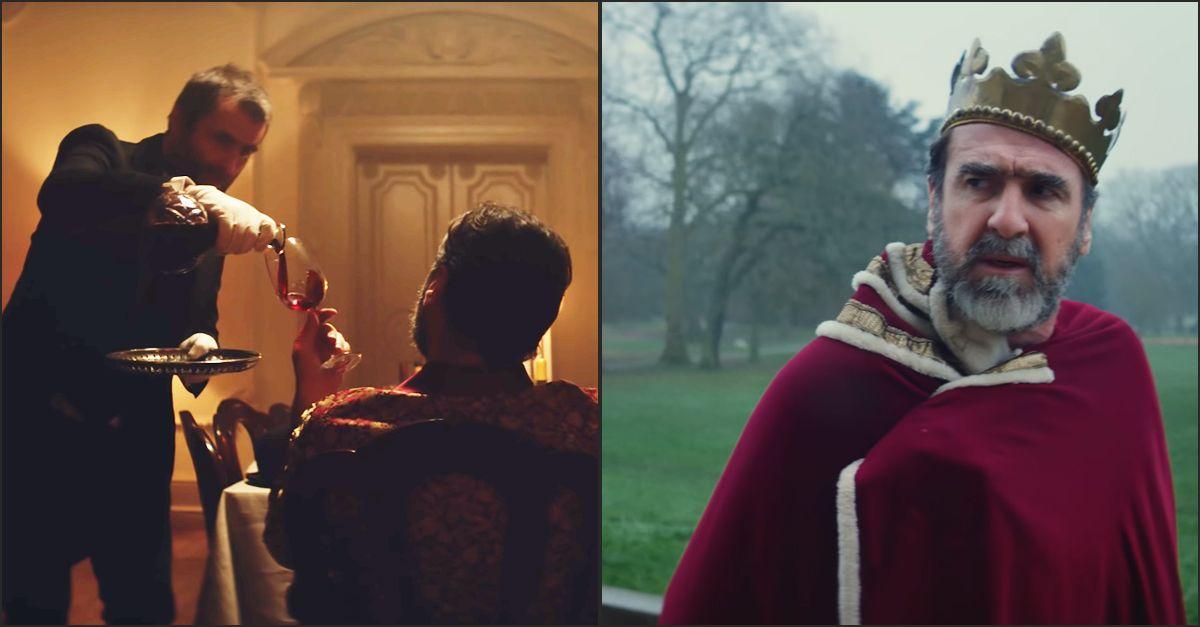 Ο Βασιλιάς Ερίκ είναι εδώ! Πρωταγωνιστής στο νέο βίντεο κλιπ του Γκάλλαχερ (video)