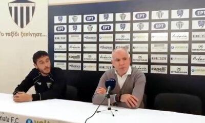 Καλαμάτα - Διαγόρας Ρόδου 1-0: Τι είπαν Αναστόπουλος, Ρουτζιέρης (videos) 6