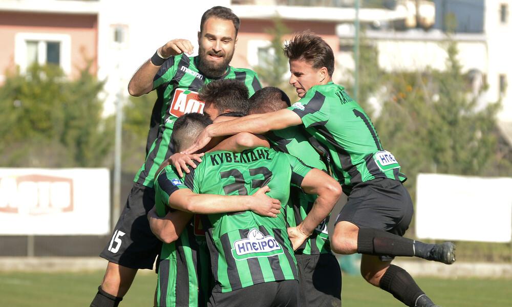Super League 2: «Διπλό» τετράδας ο Καραϊσκάκης
