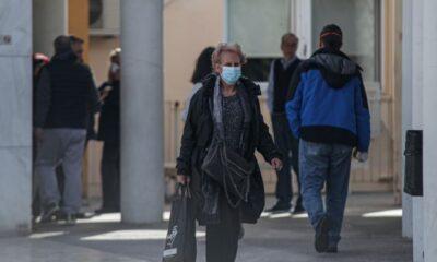 Κοροναϊός : Η πανδημία πιέζει τη χώρα – Η κατανομή των 2.013 νέων κρουσμάτων