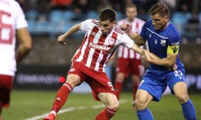 """Λαμία - Ολυμπιακός 0-0: Οι χαμένες ευκαιρίες των """"ερυθρόλευκων"""" (video) 8"""