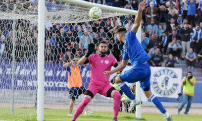 Football League: Νίκη Βόλου - Ολυμπιακός Βόλου
