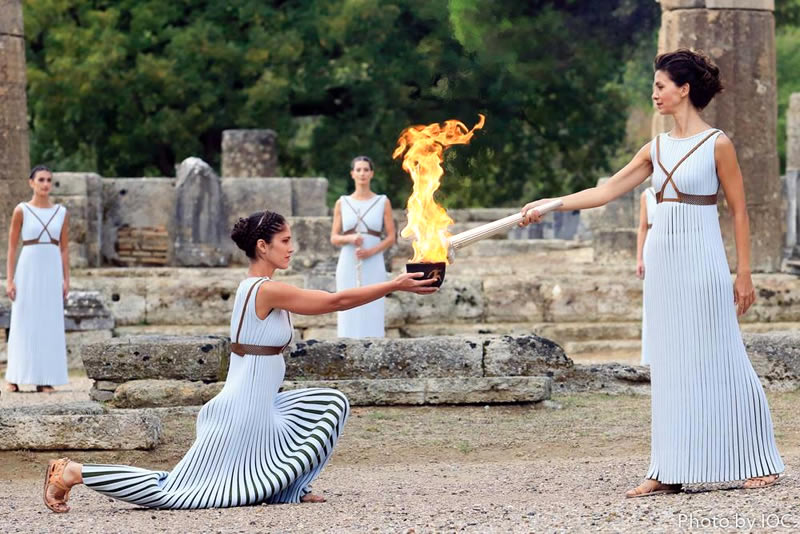 Συνάντηση αθλητικών σωματείων για την υποδοχή της Ολυμπιακής Φλόγας στην Καλαμάτα