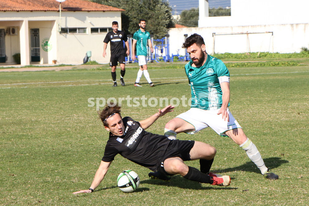 Πάμισος – Απόλλωνας Καλαμάτας 2-0: Δεν χάνει στη Μεσσήνη… (photos)