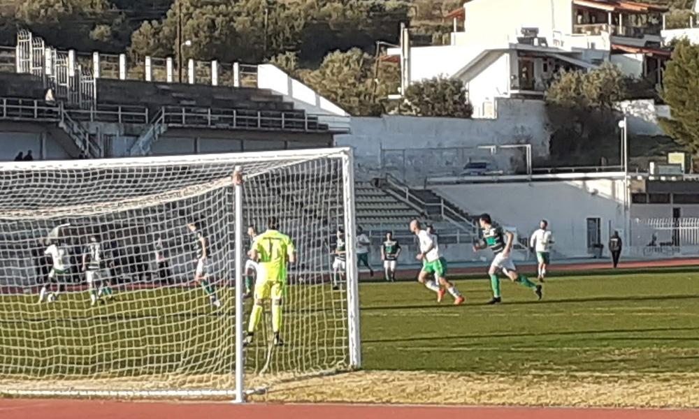 """Παναργειακός-ΠΑΟ Βάρδας 0-1: """"Απέδρασε"""" με 10 στο 85′!"""