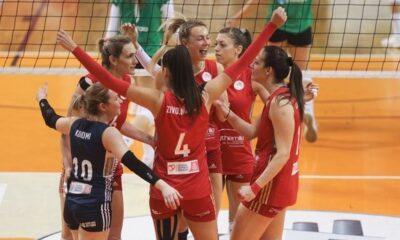 """Παναθηναϊκός - Ολυμπιακός 2-3: Στους """"8"""" οι ερυθρόλευκες σε ματσάρα (+video) 19"""